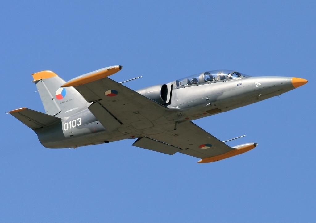 AERO L-39 Albatros  .jpg