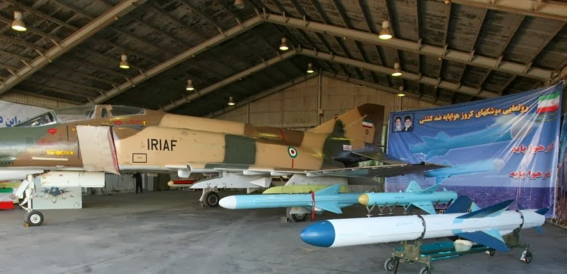 Iran Arms its F-4 Phantom Fighter Jets With 200-km Range Ghader Anti-Ship Cruise Missile 2.jpg