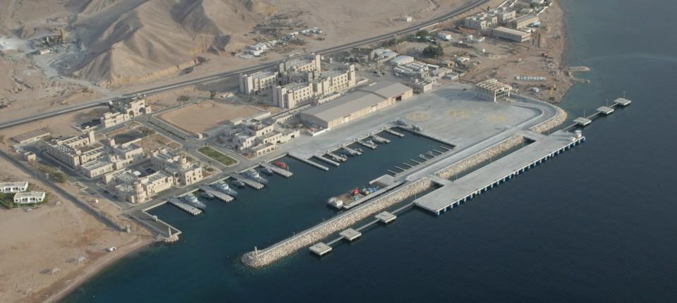 Fuerzas Armadas de Jordania Naval-base-jpg