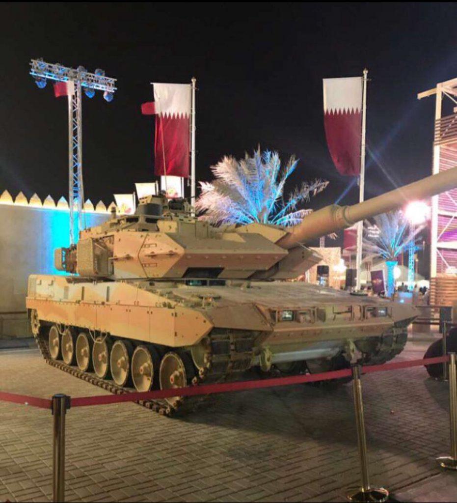 Qatar's Leopard 2A7+ 2.jpg