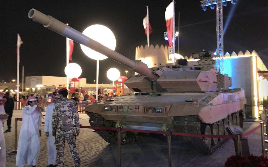 Qatar's Leopard 2A7+ 3.jpg