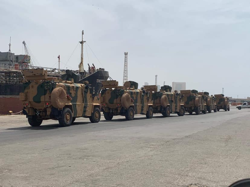 Turkey armmored vehicles Libya.jpg
