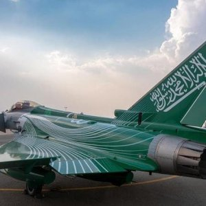 RSAF Eurofighter