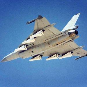 F-22 kill mark on growler | World Defense